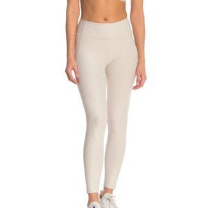 OUTDOOR VOICES OATMEAL WARMUP LEGGINGS